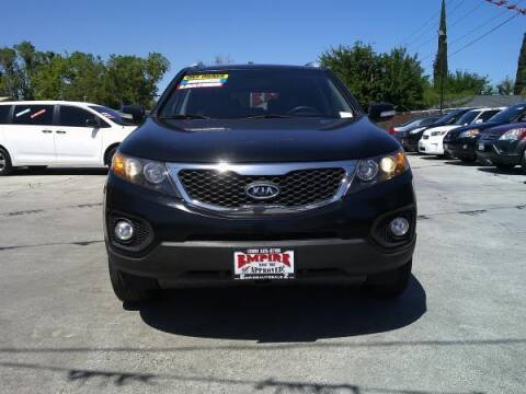2013 Kia Sorento for sale at Empire Auto Sales in Modesto CA