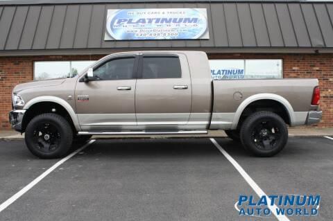 2010 Dodge Ram Pickup 2500 for sale at Platinum Auto World in Fredericksburg VA
