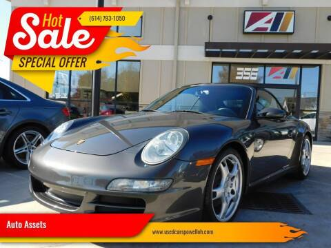 2006 Porsche 911 for sale at Auto Assets in Powell OH