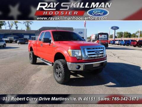2011 Ford F-150 for sale at Ray Skillman Hoosier Ford in Martinsville IN