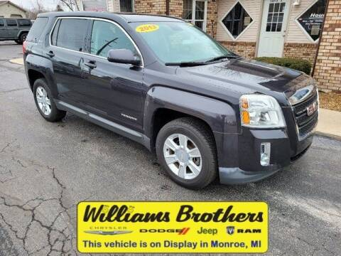 2013 GMC Terrain for sale at Williams Brothers - Pre-Owned Monroe in Monroe MI