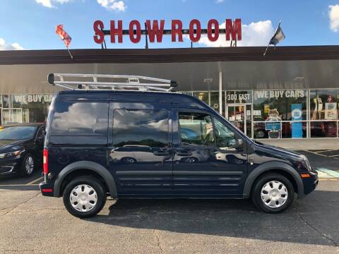2010 Ford Transit Connect for sale at Premium Motors in Villa Park IL