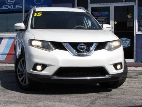 2015 Nissan Rogue for sale at VIP AUTO ENTERPRISE INC. in Orlando FL