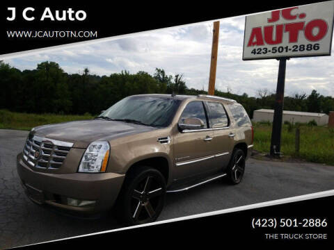 2007 Cadillac Escalade for sale at J C Auto in Johnson City TN