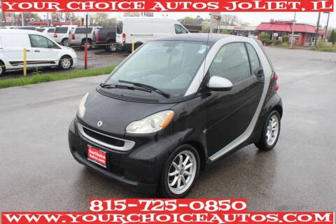2008 Smart fortwo for sale at Your Choice Autos - Joliet in Joliet IL