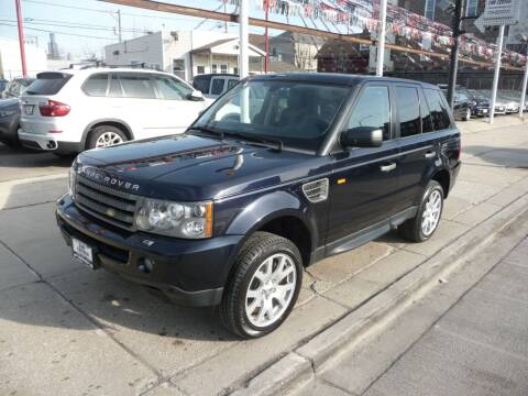 2008 Land Rover Range Rover Sport for sale at Car Center in Chicago IL