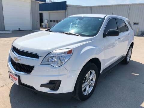 2015 Chevrolet Equinox for sale at Spady Used Cars in Holdrege NE