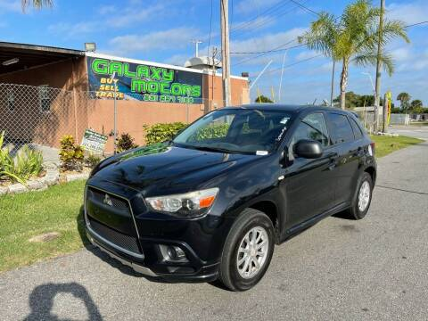 2011 Mitsubishi Outlander Sport for sale at Galaxy Motors Inc in Melbourne FL