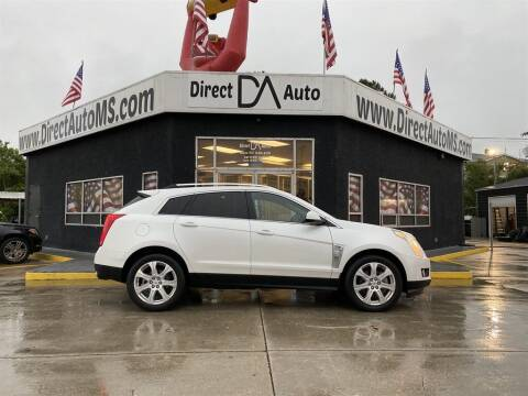 2015 Cadillac SRX for sale at Direct Auto in D'Iberville MS