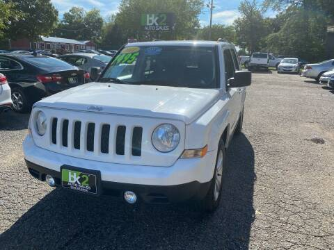 2011 Jeep Patriot for sale at BK2 Auto Sales in Beloit WI
