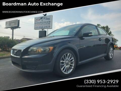 2009 Volvo C30 for sale at Boardman Auto Exchange in Youngstown OH