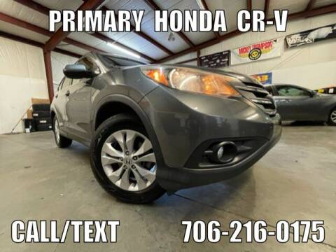 2012 Honda CR-V for sale at Primary Auto Group in Dawsonville GA