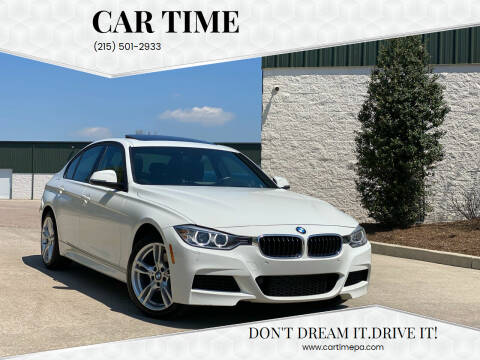 2014 BMW 3 Series for sale at Car Time in Philadelphia PA