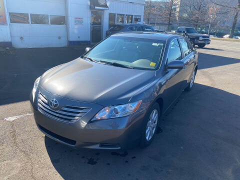 2007 Toyota Camry Hybrid for sale at Vuolo Auto Sales in North Haven CT