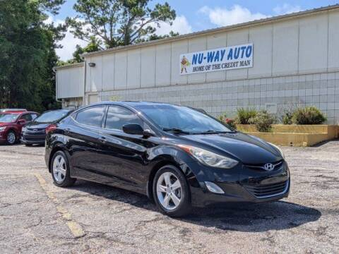 2013 Hyundai Elantra for sale at Nu-Way Auto Ocean Springs in Ocean Springs MS