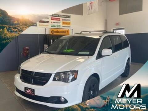 2015 Dodge Grand Caravan for sale at Meyer Motors in Plymouth WI