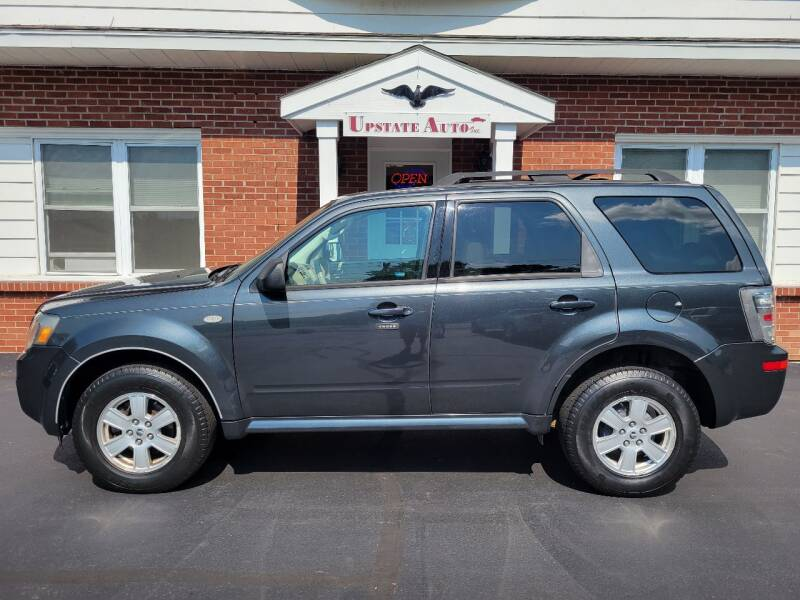 2009 Mercury Mariner for sale at UPSTATE AUTO INC in Germantown NY