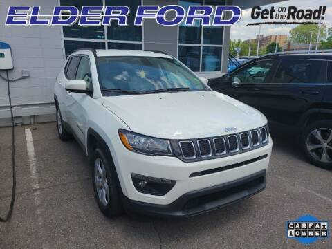 2018 Jeep Compass for sale at Mr Intellectual Cars in Troy MI