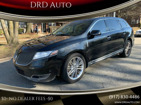 2013 Lincoln MKT for sale at DRD Auto Market in Flushing NY