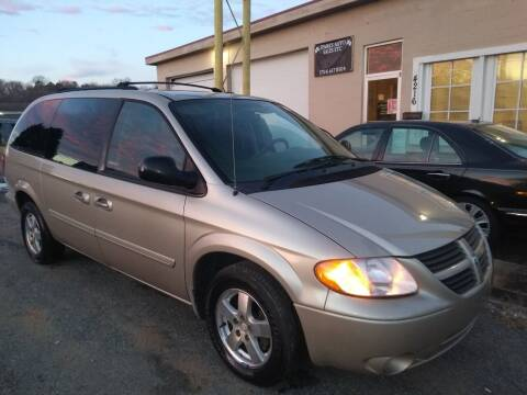 2006 Dodge Grand Caravan for sale at Sparks Auto Sales Etc in Alexis NC