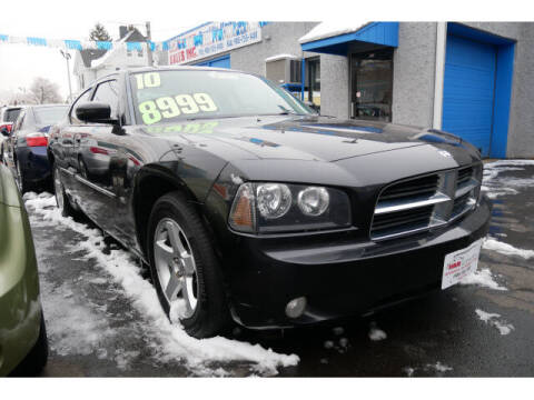 2010 Dodge Charger for sale at M & R Auto Sales INC. in North Plainfield NJ