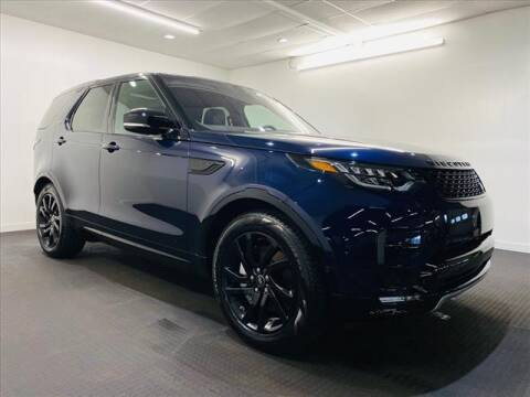 2020 Land Rover Discovery for sale at Champagne Motor Car Company in Willimantic CT