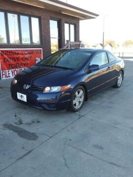 2006 Honda Civic for sale at CARS4LESS AUTO SALES in Lincoln NE