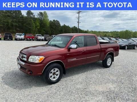 2005 Toyota Tundra for sale at Billy Ballew Motorsports in Dawsonville GA