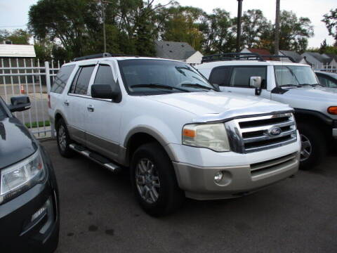 2010 Ford Expedition for sale at SOUTHFIELD QUALITY CARS in Detroit MI