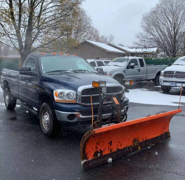 2006 Dodge Ram Pickup 2500 for sale at Discount Auto Sales in Passaic NJ