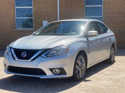 2018 Nissan Sentra for sale at Auto Start in Oklahoma City OK