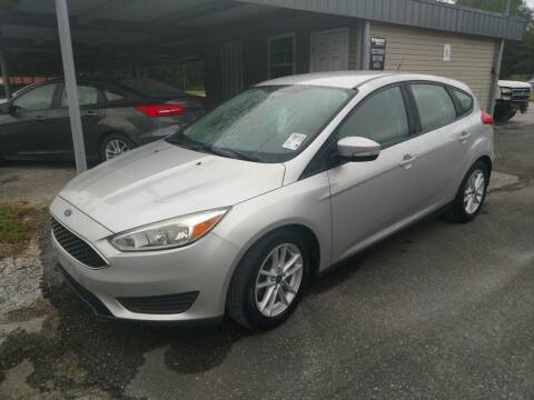 2015 Ford Focus for sale at Mott's Inc Auto in Live Oak FL