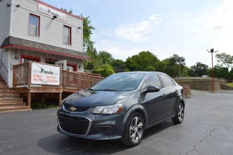 2019 Chevrolet Sonic for sale at DrivePanda.com Joliet in Joliet IL