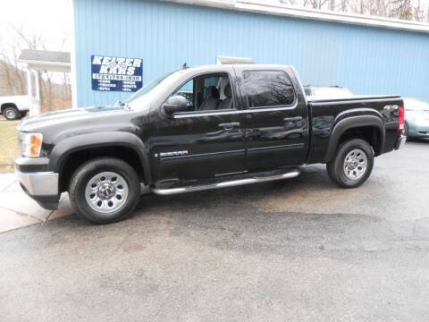 2008 GMC Sierra 1500 for sale at Keiter Kars in Trafford PA