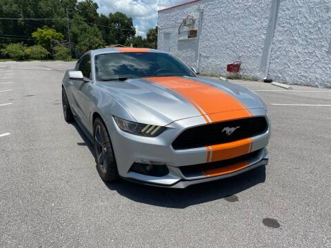 2015 Ford Mustang for sale at LUXURY AUTO MALL in Tampa FL