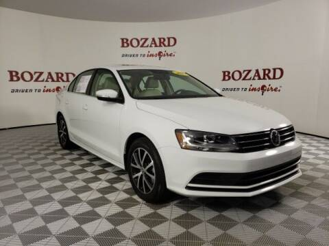 2017 Volkswagen Jetta for sale at BOZARD FORD in Saint Augustine FL