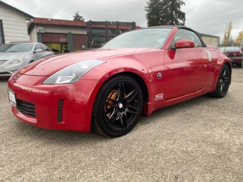 2005 Nissan 350Z for sale at Universal Auto INC in Salem OR