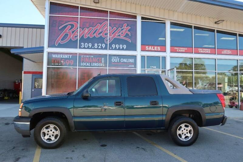 2005 Chevrolet Avalanche for sale in Bloomington, IL
