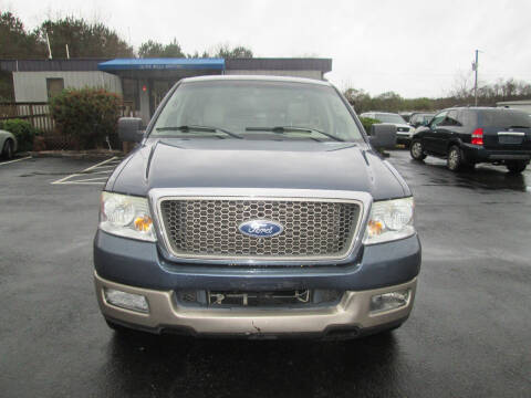 2005 Ford F-150 for sale at Olde Mill Motors in Angier NC