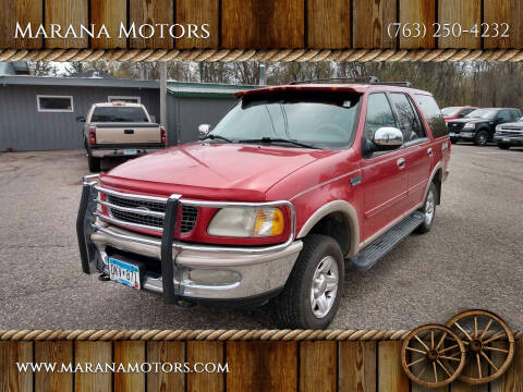 1998 Ford Expedition for sale at Marana Motors in Princeton MN