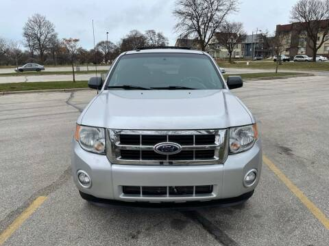 2011 Ford Escape for sale at Sphinx Auto Sales LLC in Milwaukee WI