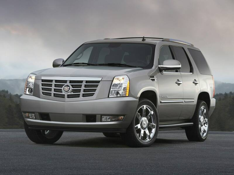 2007 Cadillac Escalade for sale at Mercedes-Benz of North Olmsted in North Olmstead OH