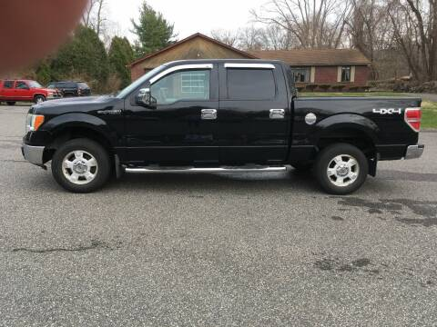 2009 Ford F-150 for sale at Lou Rivers Used Cars in Palmer MA