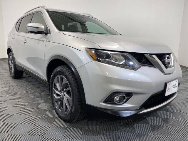 2016 Nissan Rogue for sale at Renn Kirby Kia in Gettysburg PA
