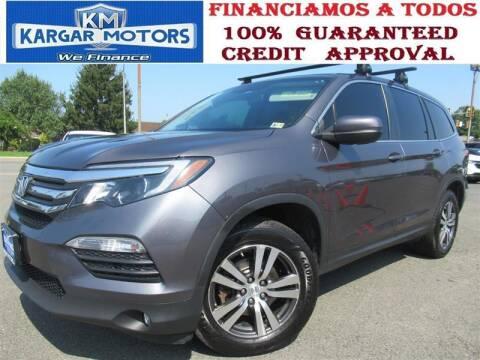 2017 Honda Pilot for sale at Kargar Motors of Manassas in Manassas VA
