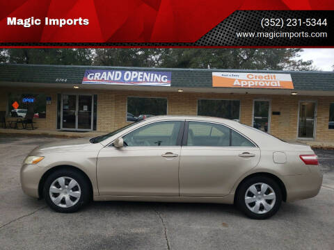 2009 Toyota Camry for sale at Magic Imports in Melrose FL