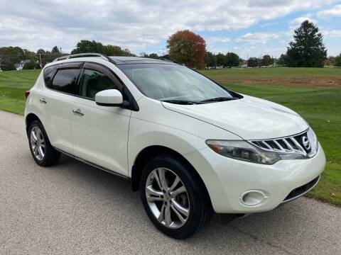 2009 Nissan Murano for sale at Good Value Cars Inc in Norristown PA