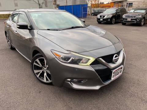 2017 Nissan Maxima for sale at PRNDL Auto Group in Irvington NJ