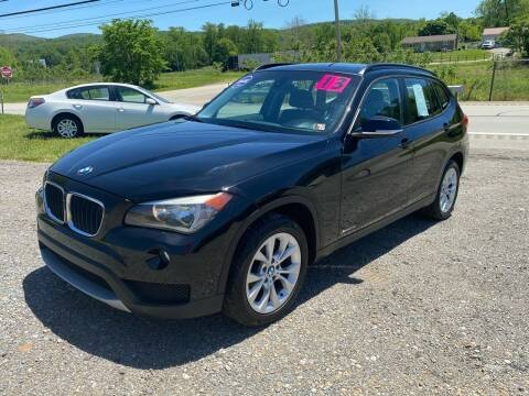 2013 BMW X1 for sale at Best For Less Auto Sales & Service LLC in Dunbar PA