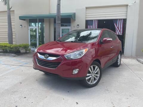 2013 Hyundai Tucson for sale at AUTOSPORT MOTORS in Lake Park FL
